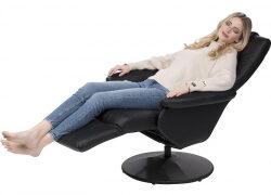 newgen medicals Vibrations-Massagesessel mit Heizfunktion