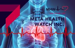 Meta Health Watch – Das weltweit erste Frühwarnsystem gegen Herzinfarkte…
