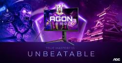 Im Dienste der Legenden: AGON PRO AG254FG mit 360 Hz…