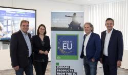Größeres Bewusstsein für den Produktionsstandort Europa!