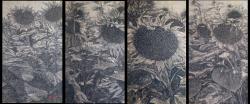 Sonnenblumen von Viktor Kovalyk