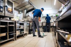 Professionelle Reinigungsmittel für Gastronomie, Hotel & Lebensmittelhandel
