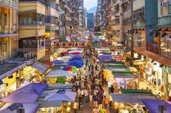 Auf den Spuren berühmter Filmproduktionen durch Hongkong