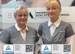Miau&Woof Dog Styling School Germany: Alle Ausbilderinnen mit TÜV-Rheinland Zertifizierung