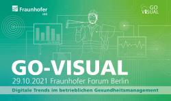 Go-Visual: Digitale Trends im betrieblichen Gesundheitsmanagement