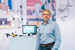 TQ baut Robotersparte mit Cobot-Experten Dirk Thamm weiter aus