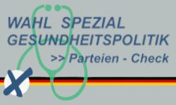 Bundestagswahl 2021: Welche Gesundheitspolitik können Versicherte ankreuzen?