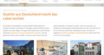 Webdesign, Webentwicklung: Neue Websites für HarmonieSchiene, SchlafHarmonie und Orthos Fachlabor