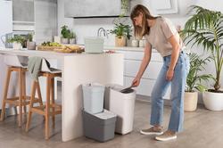 Nachhaltige Curver Mülleimer für individuellste Mülltrennung