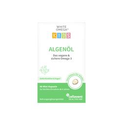 White Omega Kids Algenöl – Das vegane und sichere Omega-3
